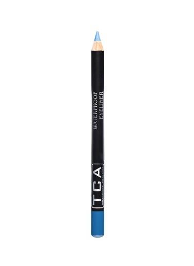 Tca Studio Make Up Waterproof Eyeliner - Gray Gri